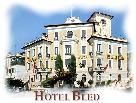 HOTEL BLED ***