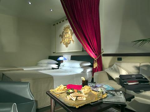NH GRAND HOTEL VERDI ****