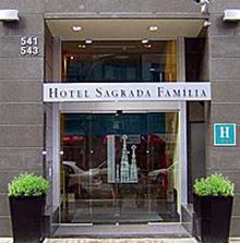 HOTEL SAGRADA FAMILIA BARCELONA ***