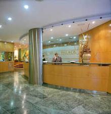 HOTEL EUROSTARS CRISTAL PALACE BARCELONA ****