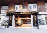HOTEL CATALONIA ARAGON BARCELONA ****