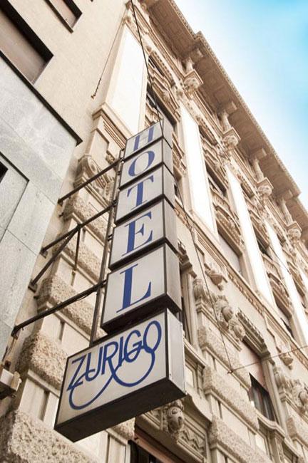 HOTEL ZURIGO ***