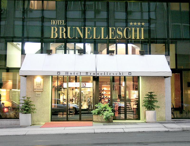 HOTEL BRUNELLESCHI ****