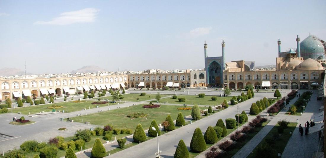 Площад Мейдан Имам