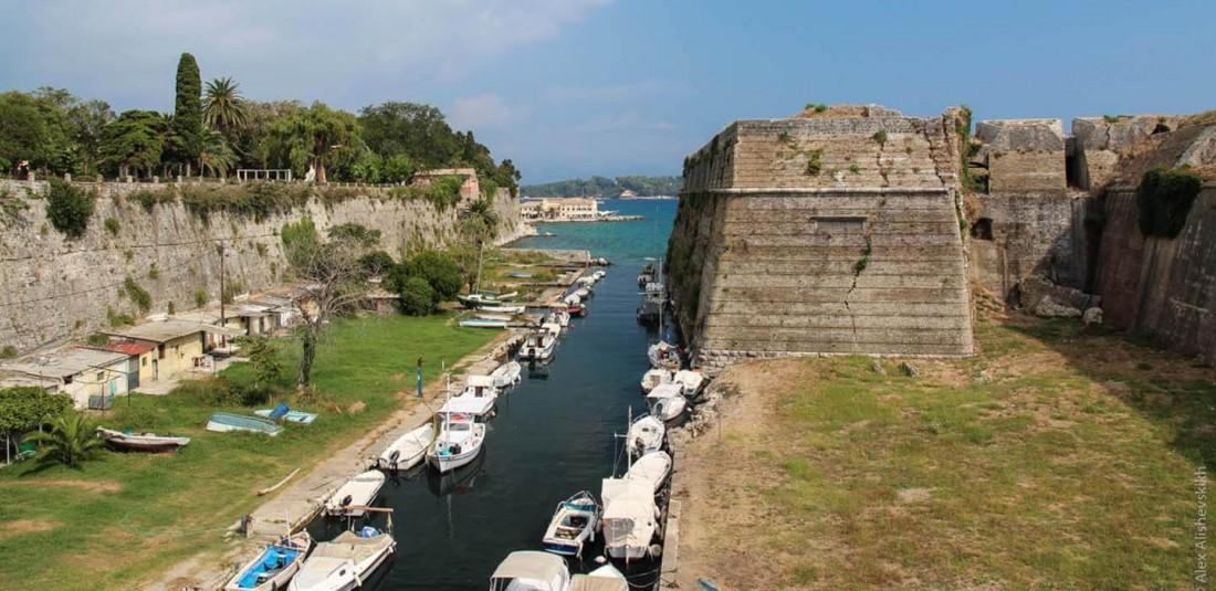 Почивка на остров Корфу - чартърен полет от София 2
