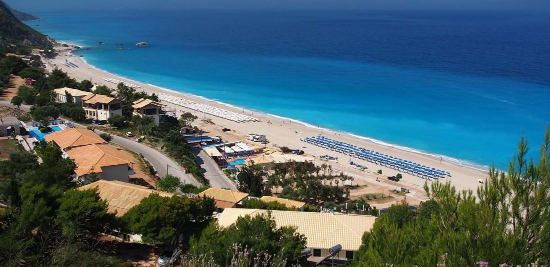 Почивка на Йонийско море - Лефкада - на полупансион