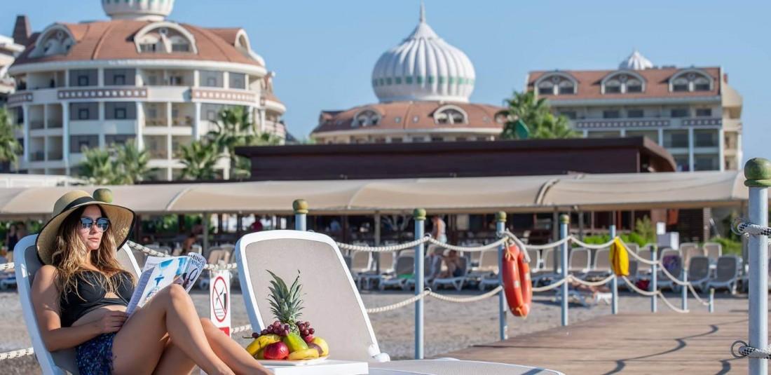 Почивка в Анталия - осемдневна - Kirman Belazur Resort and SPA*****