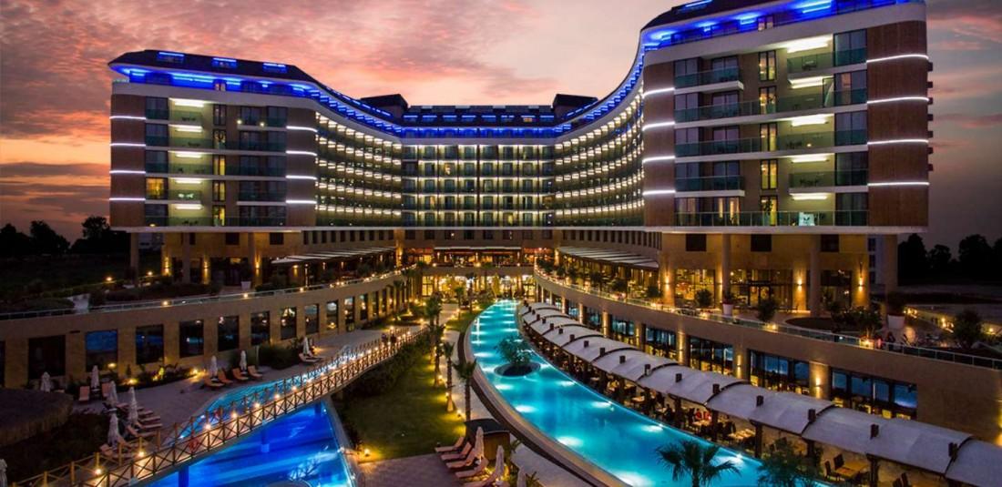 Почивка в Анталия - петдневна - Aska Lara Resort and Spa***** 6