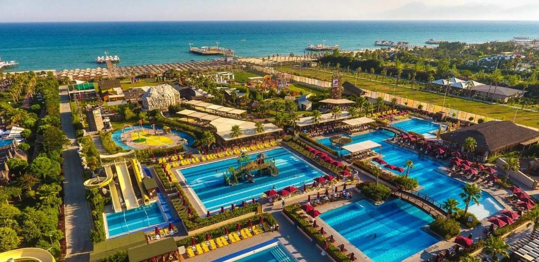 Почивка в Анталия - осемдневна - Aska Lara Resort and Spa***** 2