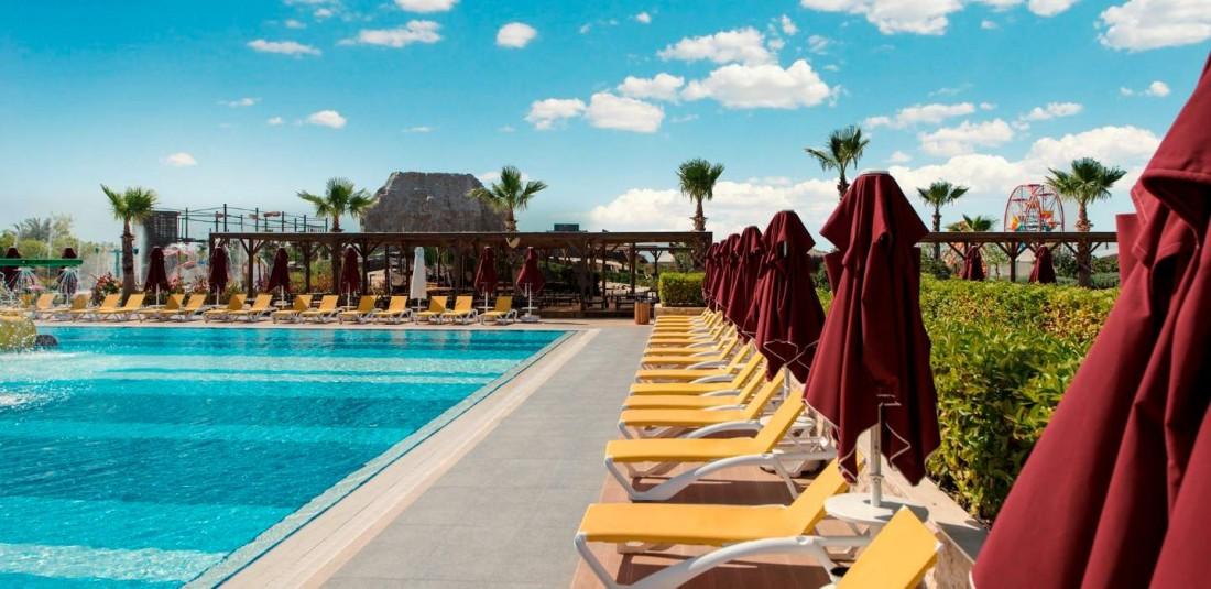 Почивка в Анталия - петдневна - Aska Lara Resort and Spa***** 2