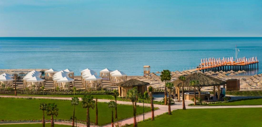Почивка в Анталия - осемдневна - Aska Lara Resort and Spa*****