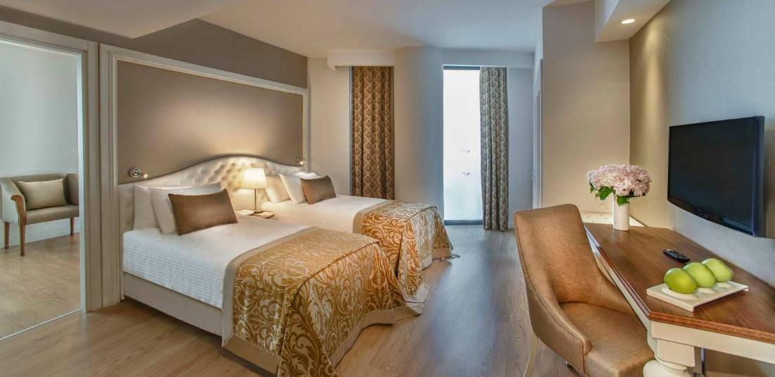 Почивка в Анталия - петдневна - Aska Lara Resort and Spa***** 4