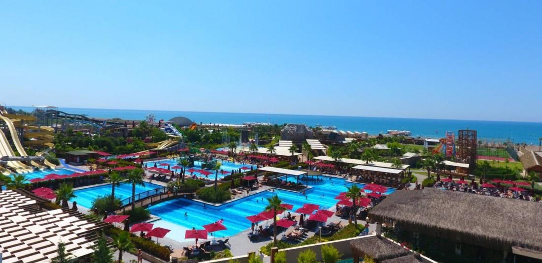 Почивка в Анталия - петдневна - Aska Lara Resort and Spa*****
