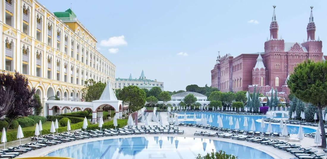 Почивка в Анталия - петдневна - Asteria Kremlin Palace*****