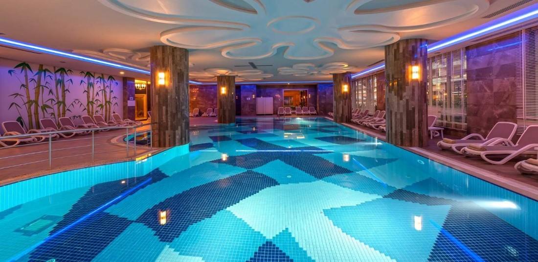 Почивка в Анталия - петдневна - Kirman Belazur Resort and SPA***** 4