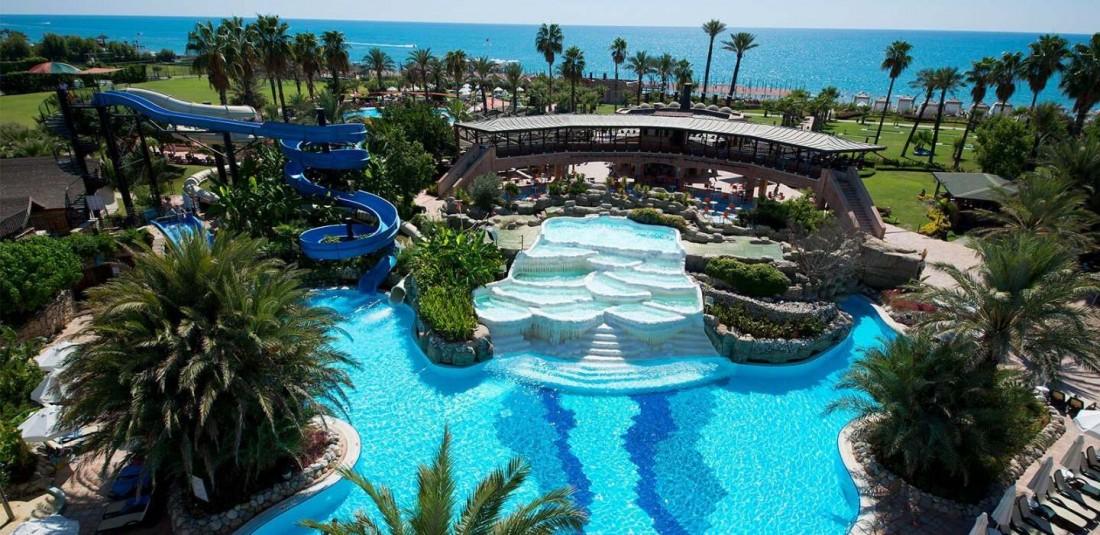 Почивка в Анталия - петдневна - Limak Arcadia Sport Resort*****