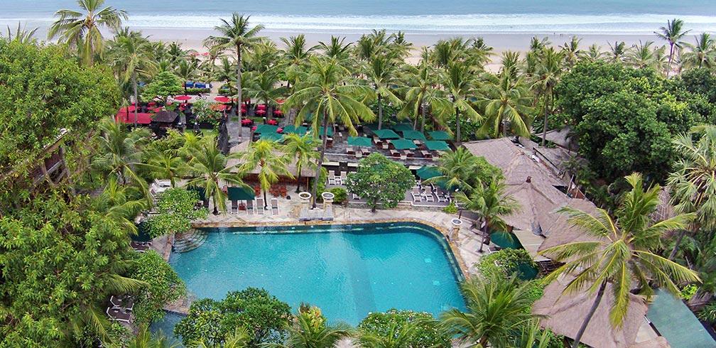 Почивка в Бали - Legian Beach****