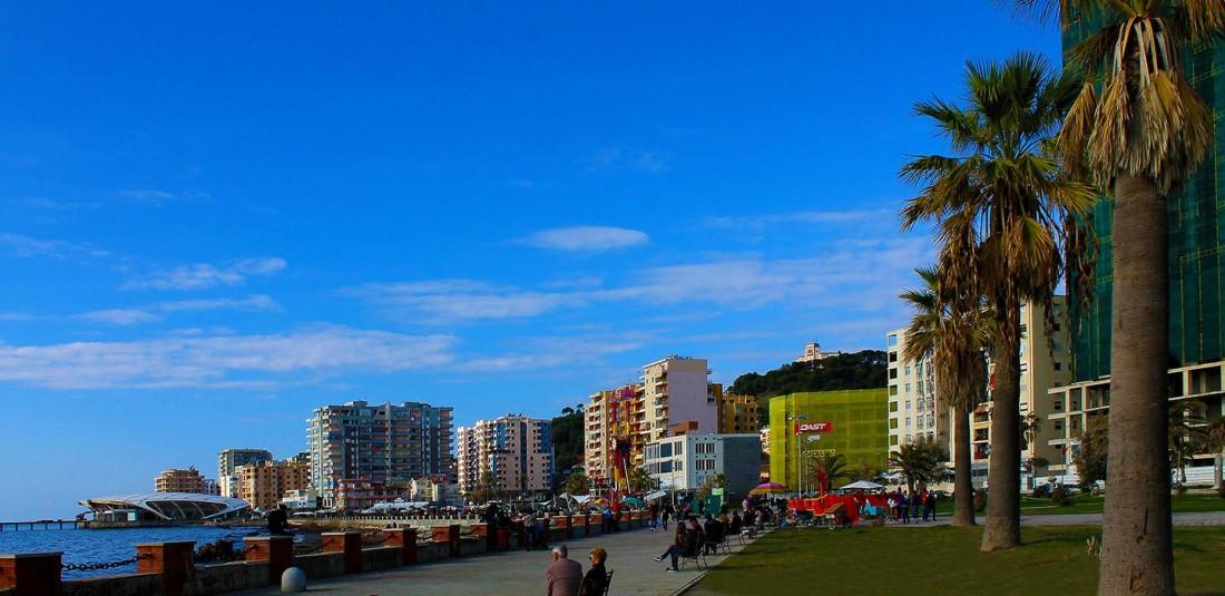 Почивка в Дуръс - Албания 2