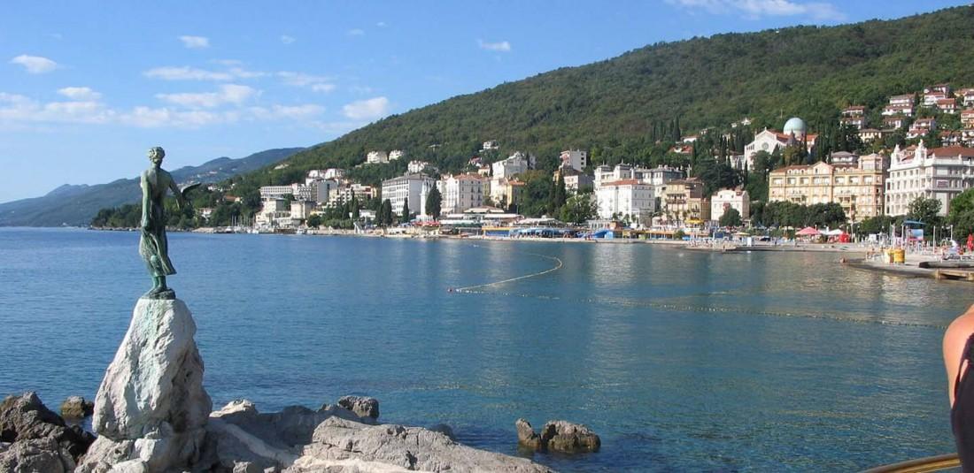 Почивка в Хърватия (Опатия) 55+ и приятели - на полупансион