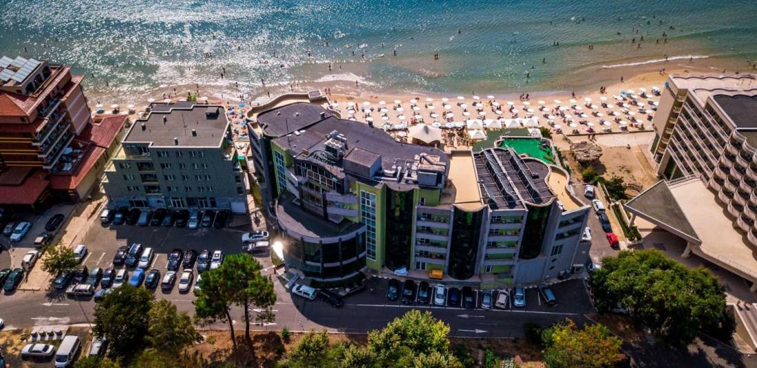 Почивка в Несебър на ултра ол инклузив - хотел МПМ Арсена**** 2