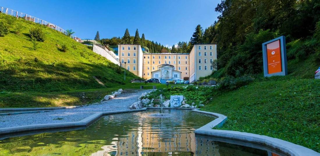 Почивка в Словения  - на полупансион - спа курорт Римске терме