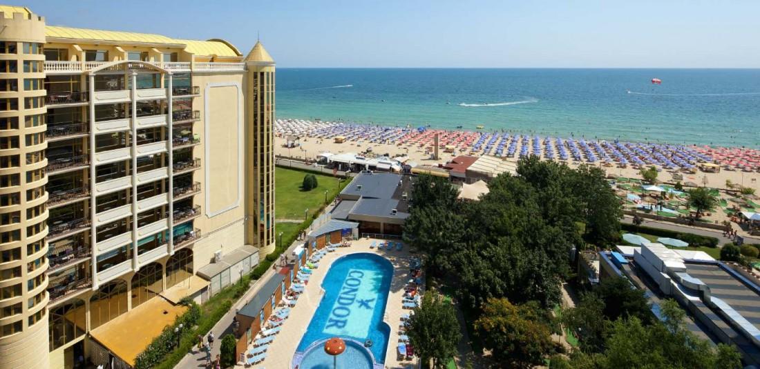 Почивка в Слънчев бряг - хотел МПМ Кондор****
