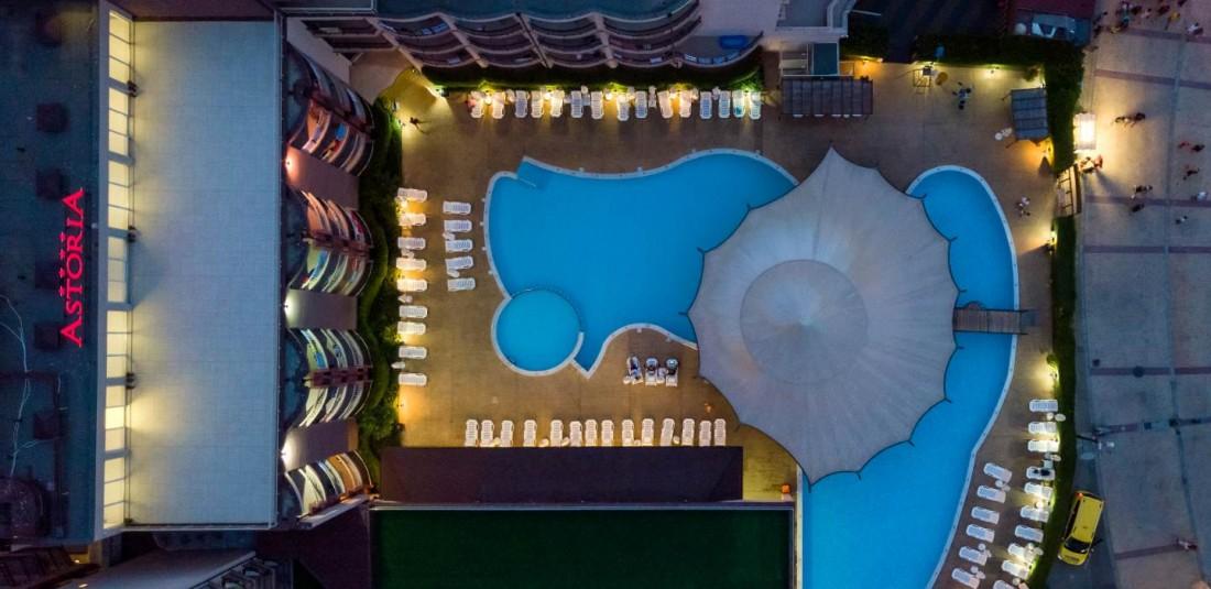 Почивка в Слънчев бряг на ултра ол инклузив - хотел МПМ Астория****