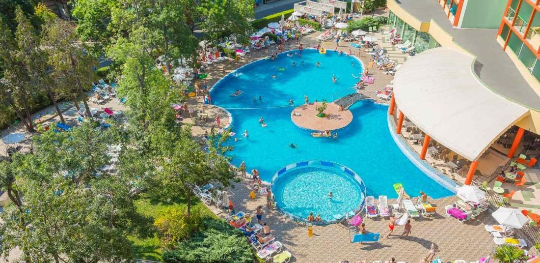 Почивка в Слънчев бряг на ол инклузив премиум - хотел МПМ Калина гардън****