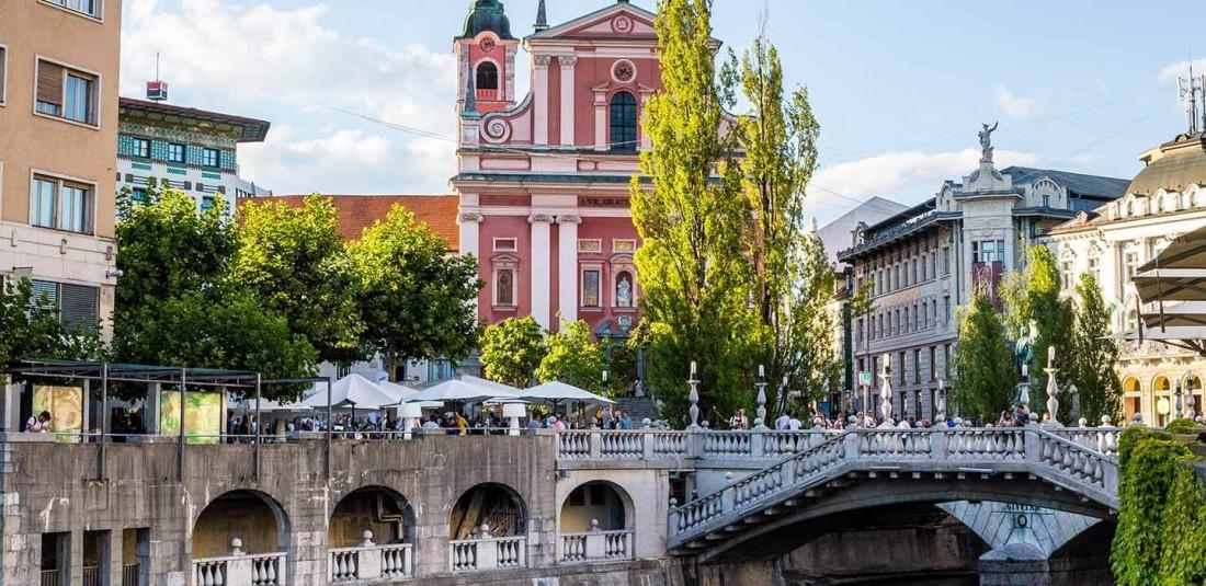 Постойна - Плитвишки езера - Загреб -Любляна