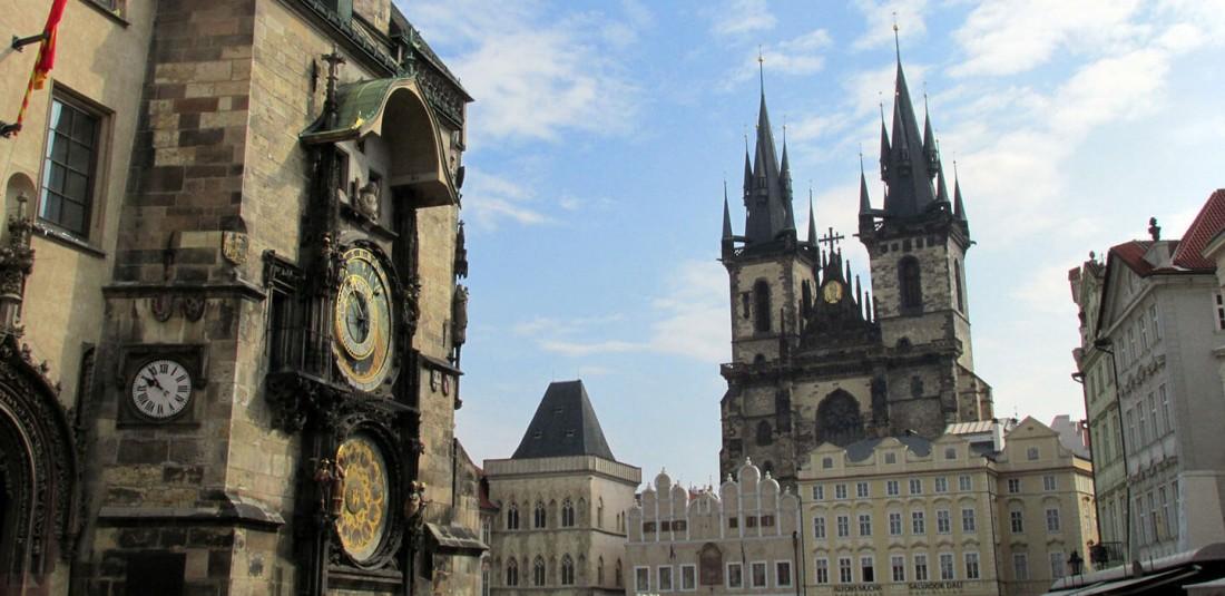 Прага и Карлови Вари - предколедна