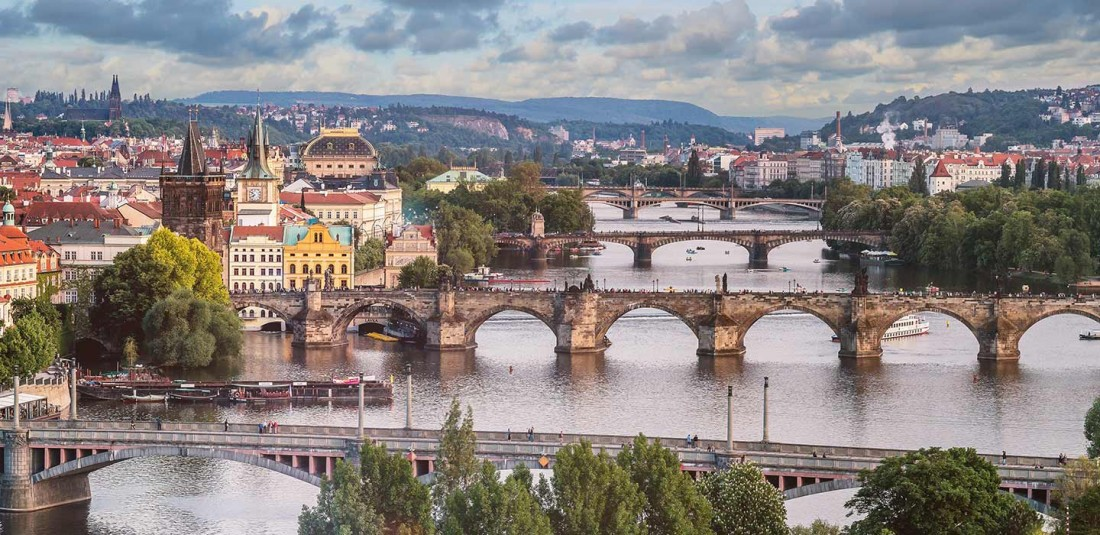Прага - шестдневна 2