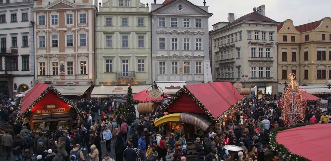 Прага - специална промоция Коледни базари - от Варна - без PCR тест 2
