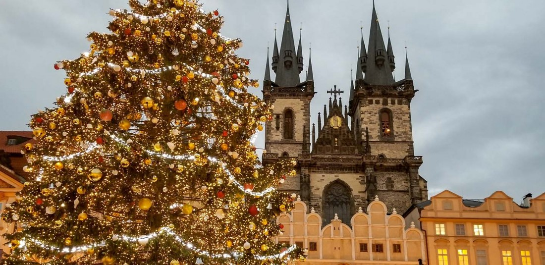 Прага - специална промоция Коледни базари - от Варна