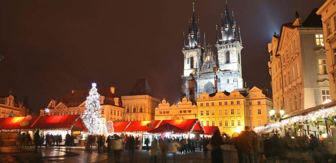 Прага - специална промоция Коледни базари