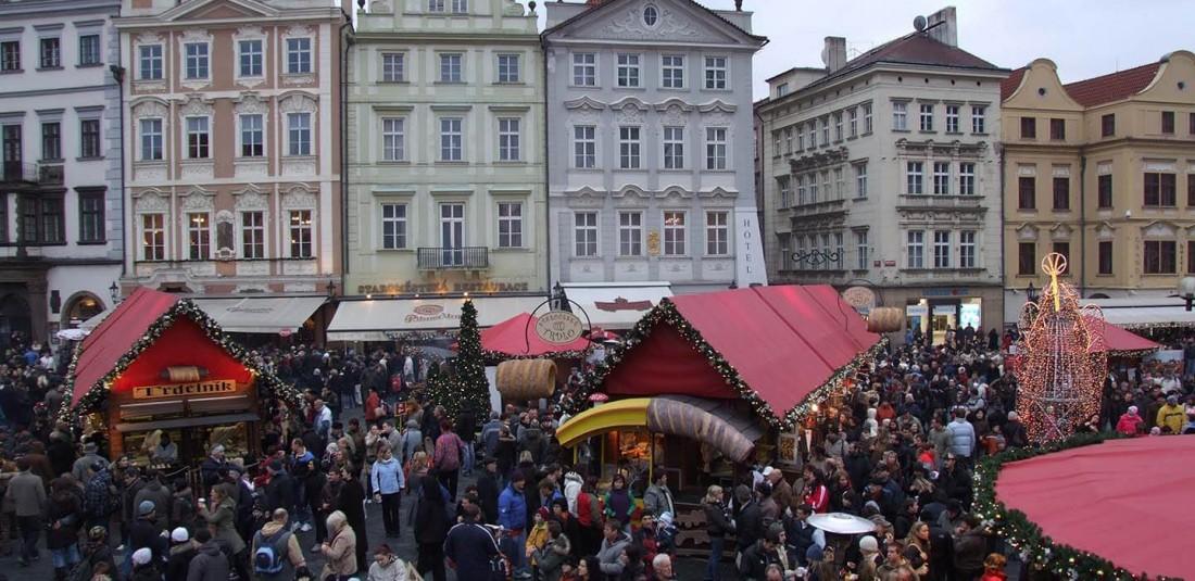 Прага - промоция Коледни базари 3
