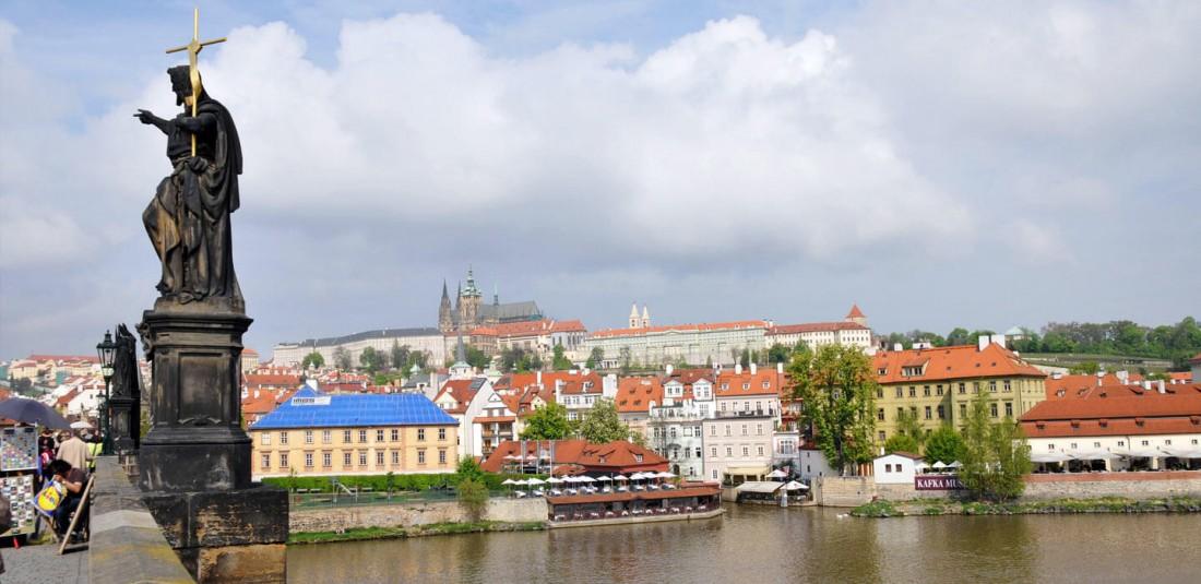 Прага и Карлови Вари - Трети март