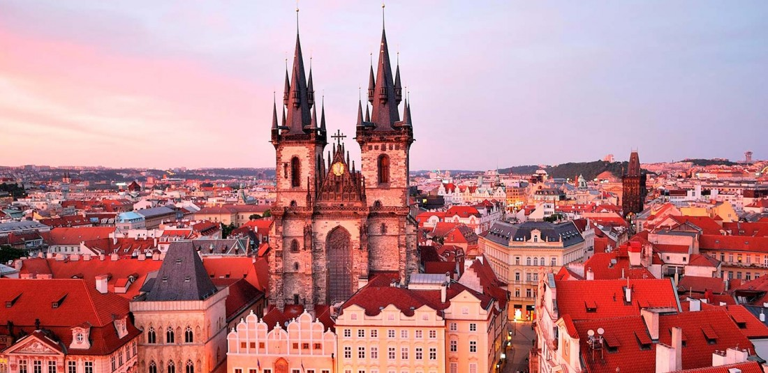 Прага - Трети март 3