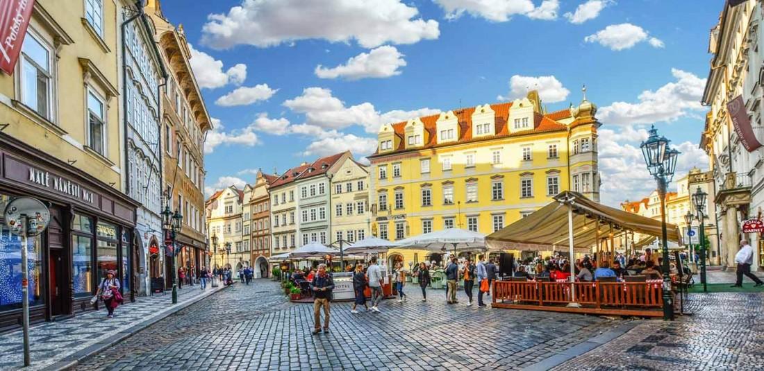 Прага - Виена - тръгване от Варна, Шумен и Търговище