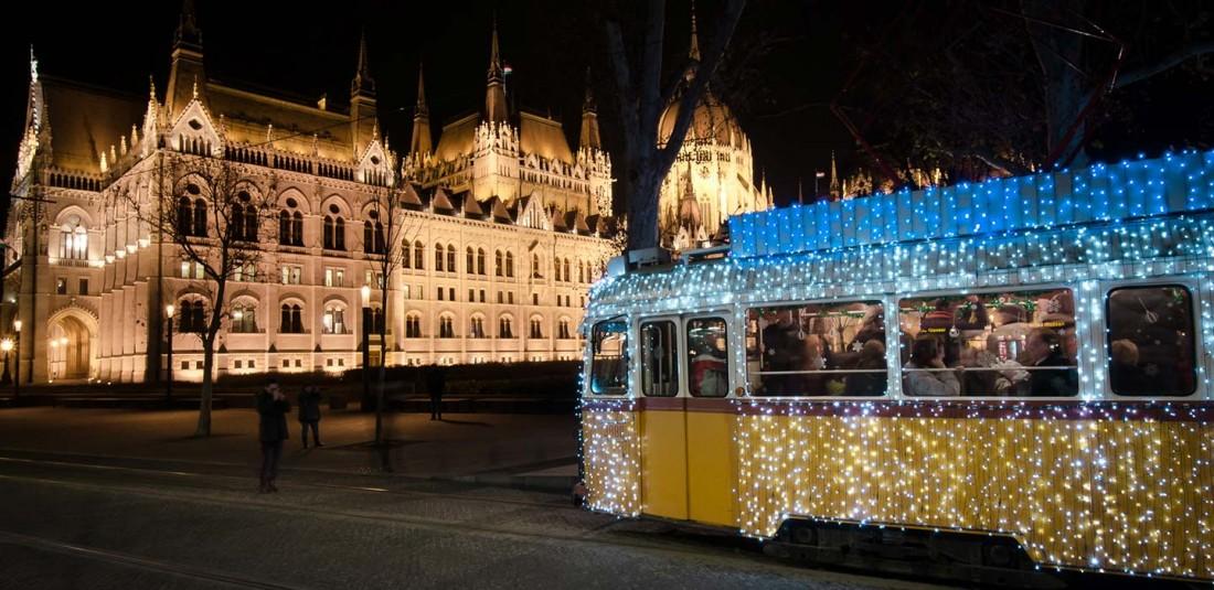 Будапеща - предколедна