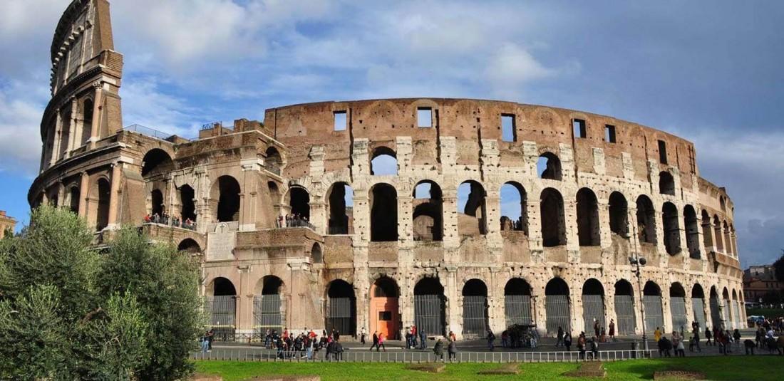 Рим - четиридневна 2