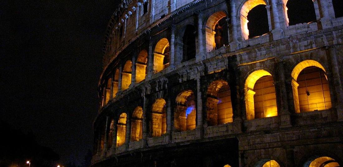 Рим - петдневна - предколедна