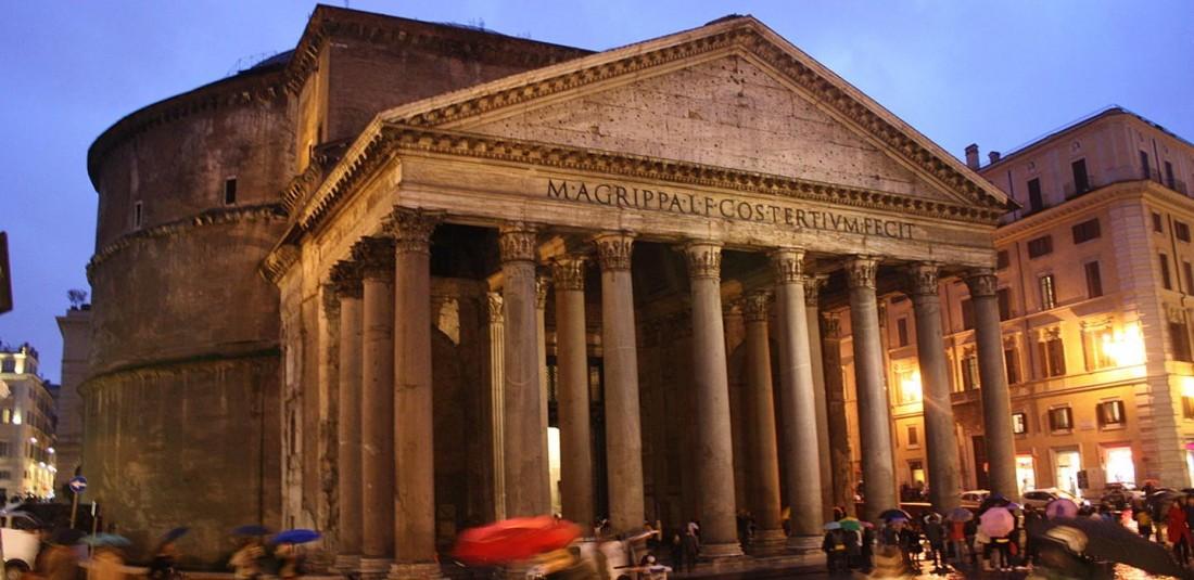 Рим - петдневна - предколедна 2