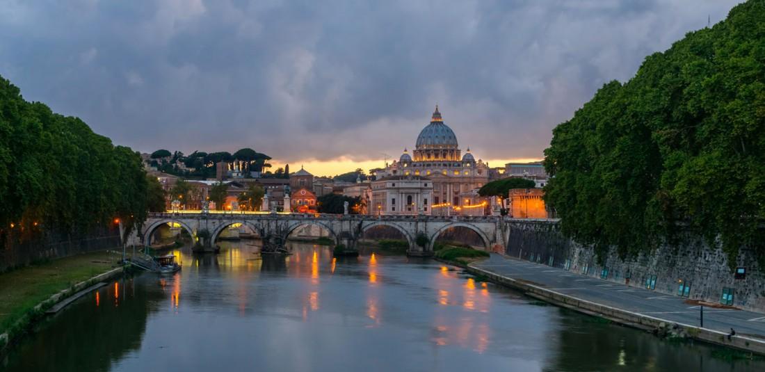 Рим - петдневна - предколедна 3