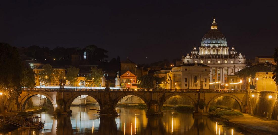 Рим - шестдневна - предколедна