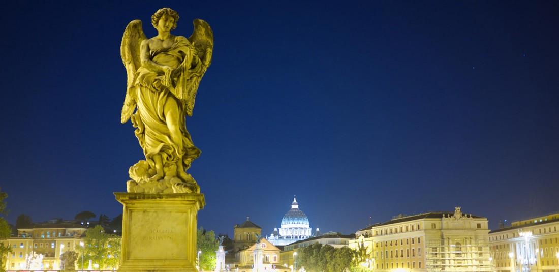 Рим - шестдневна - предколедна 2