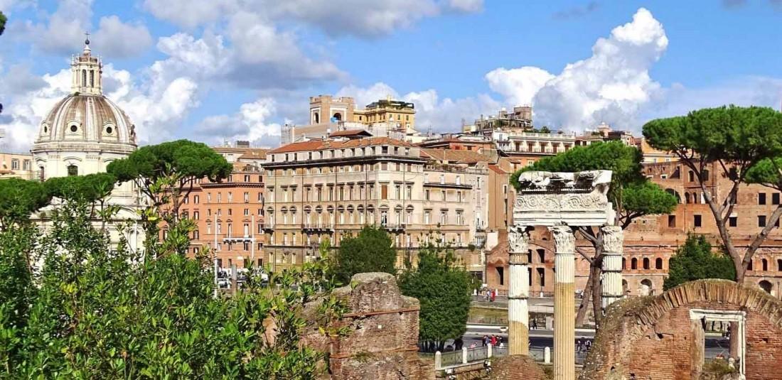 Рим - шестдневна - трети март