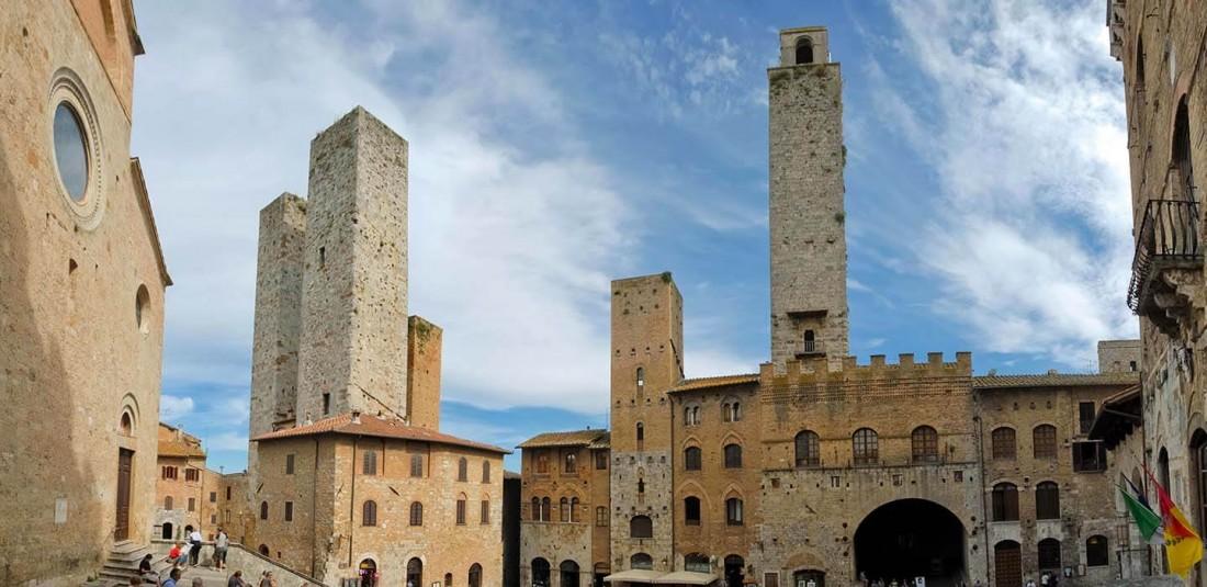 Рим - Тоскана 3