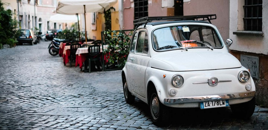 Рим - Тоскана 2