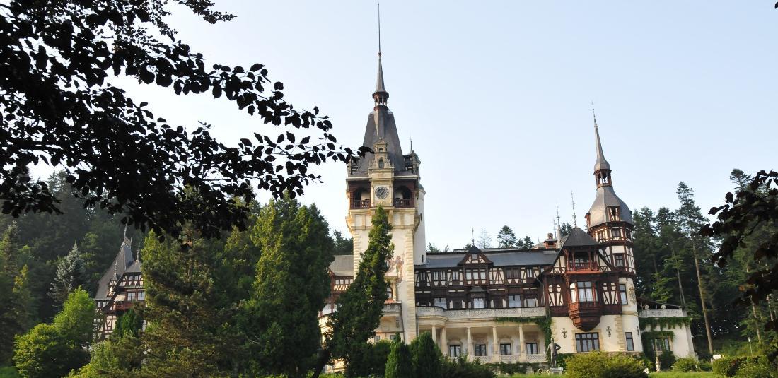 Румъния - Букурещ - Сигишоара - Сибиу - Брашов - Синая