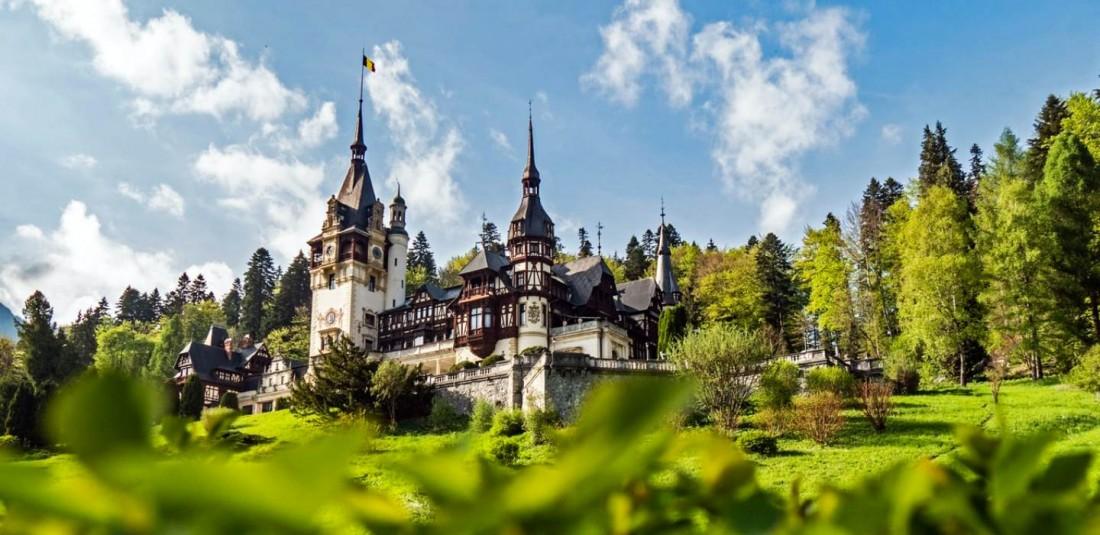 Румъния - Букурещ - Синая - Брашов 2